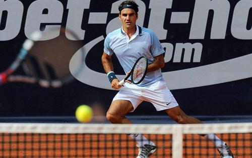 Pha ra vợt tuyệt đỉnh của Federer - 1