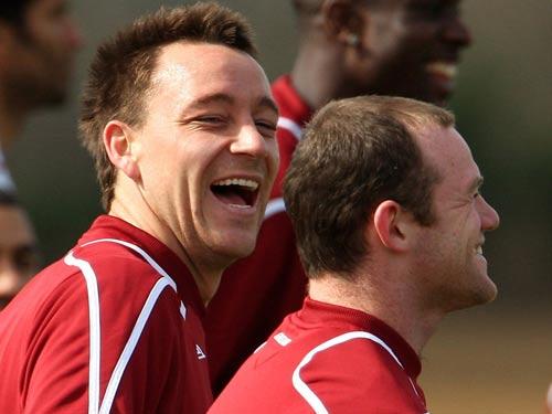 Thư rủ Rooney về Chelsea - 1