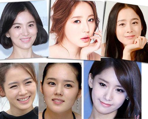 Kiều nữ Hàn đẹp với make up trong suốt - 1