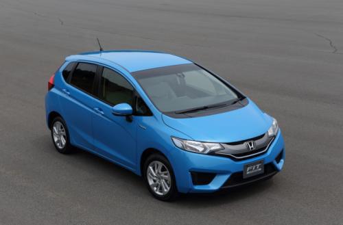 Honda Fit 2014 chỉ chạy 2,7 lít/100km - 1