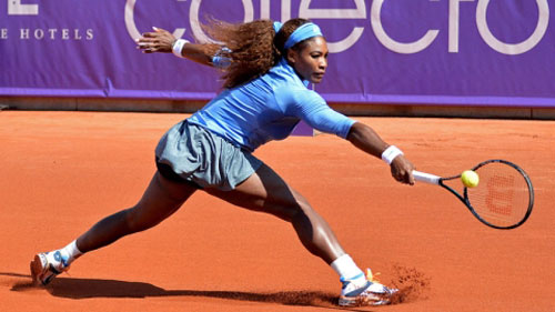 Serena - Zakopalova: Không thể cản (BK Bastad) - 1
