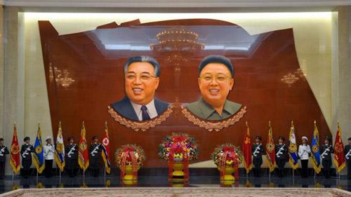 Ông Kim Jong-il được truy tặng huân chương - 1