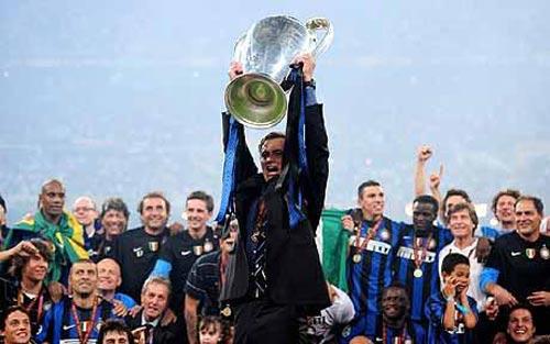 Sau Chelsea, Mourinho sẽ về lại Inter - 1
