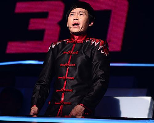 """Hoài Linh """"thay máu"""" cho The winner is - 1"""