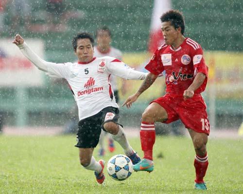 V.HP - ĐTLA: Cơn mưa bàn thắng - 1