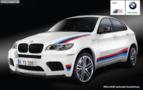 BMW X6 M Design Edition rò rỉ thiết kế - 1