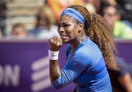 HOT: Serena tạm quên nỗi đau Wimbledon - 1