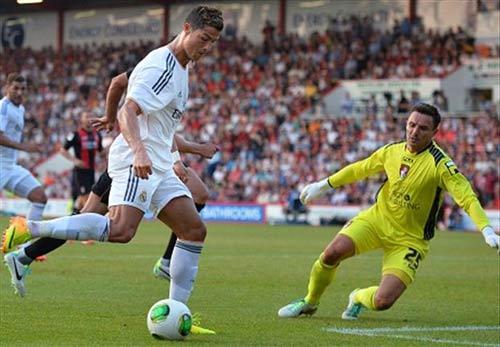 Real: Ronaldo sẽ ở lại, Higuain cũng vậy - 1