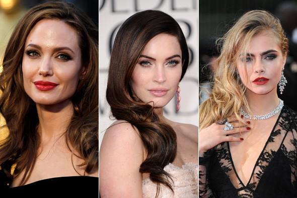 Tạo dáng lông mày đẹp như sao Hollywood - 1
