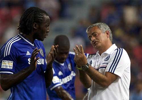 Mourinho: Hãy tin Lukaku & Torres - 1