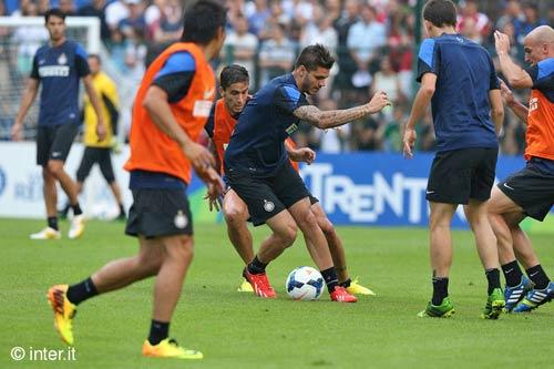 Inter – Vicenza: Phản ứng mạnh mẽ - 1