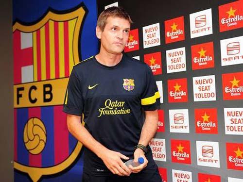 Cuộc sống của Tito quan trọng hơn Barca - 1