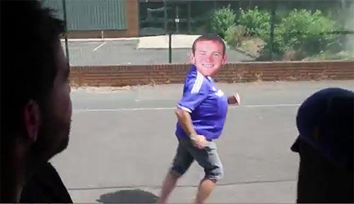 """Running Man"" Rooney chạy tới Chelsea - 1"
