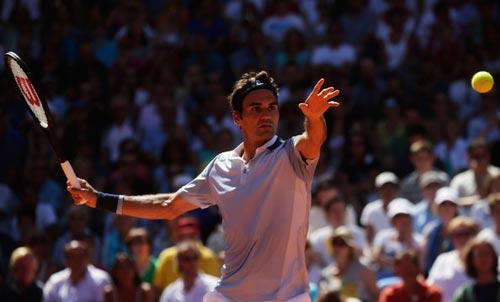 Federer chưa chắc tiếp tục đánh vợt mới - 1