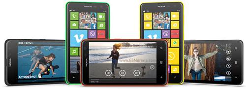 Lumia 625 trình làng, giá 6,2 triệu đồng - 1