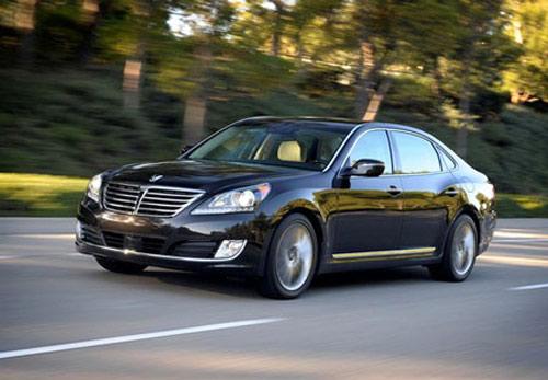 Hyundai Equus 2014: Xế sang xứ Kim Chi - 1