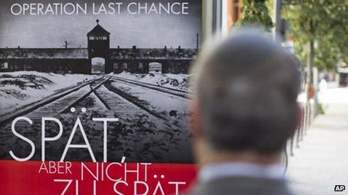 Đức phát động chiến dịch truy lùng Quốc xã - 1