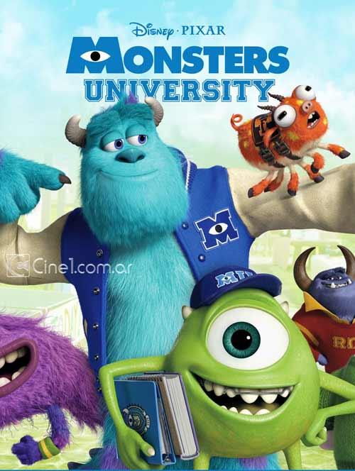 Quái Vật của Pixar lấn át hè 2013 - 1