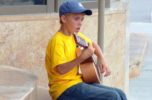 """Justin Bieber: """"Hoàng tử"""" bê bối - 1"""