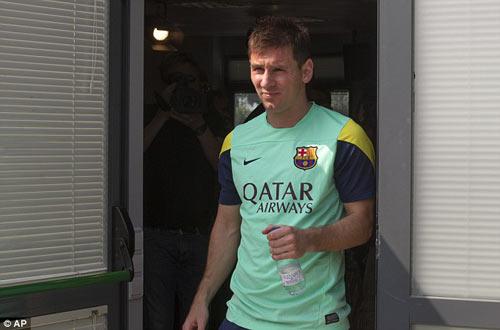 Tata đến Barca: Như cá gặp nước? - 1