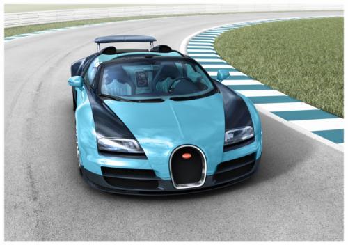 "Bugatti Legend ""Jean-Pierre Wimille"": Vinh danh huyền thoại - 1"