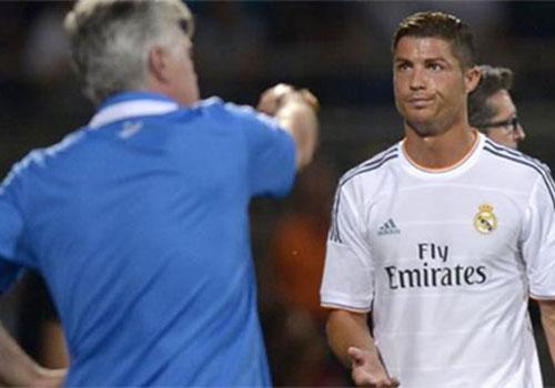 Hòa Lyon: Thất bại đầu tay của Ancelotti - 1