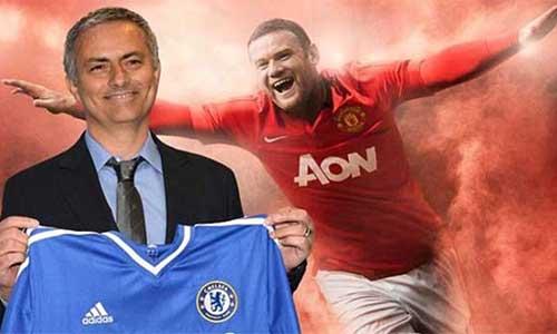 Chelsea đặt sẵn áo số 23 cho Rooney? - 1