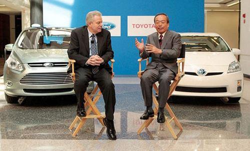 Toyota và Ford ngừng hợp tác phát triển xe điện - 1