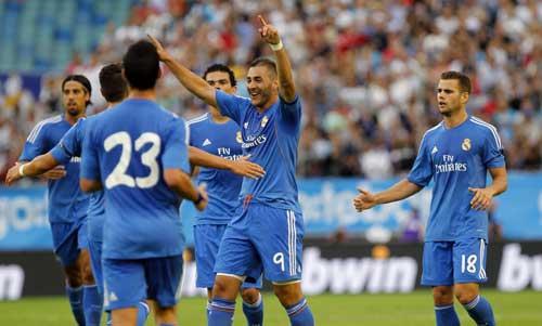Đả bại PSG, Ancelotti ca ngợi học trò - 1