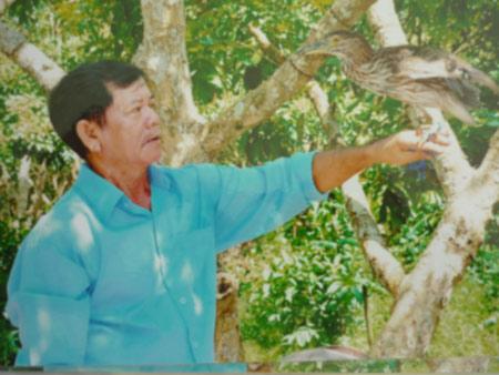 Mất trắng hàng trăm triệu đồng vì yêu chim trời - 1