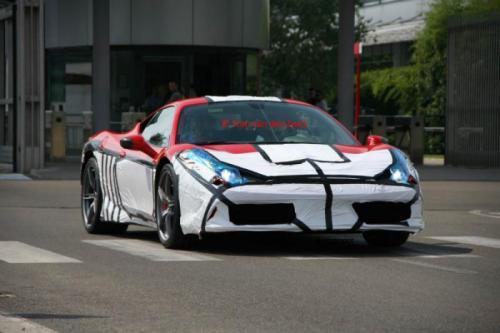 Ferrari 458 Monte Carlo: Nhẹ hơn, mạnh hơn - 1