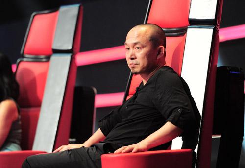 Quốc Trung mắng thí sinh The Voice xối xả - 1
