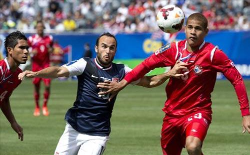 Đánh bại Panama, Mỹ giành Gold Cup - 1