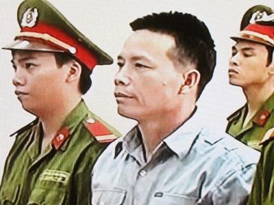 Y án 5 năm tù, ông Đoàn Văn Vươn nói gì? - 1