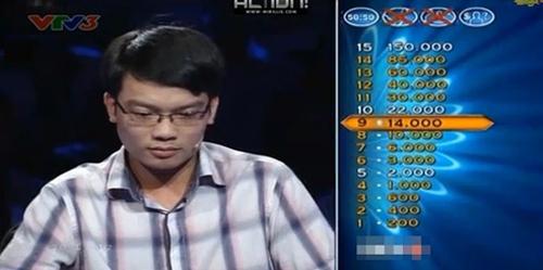 """Xôn xao chàng trai """"Ai là Triệu Phú"""" - 1"""
