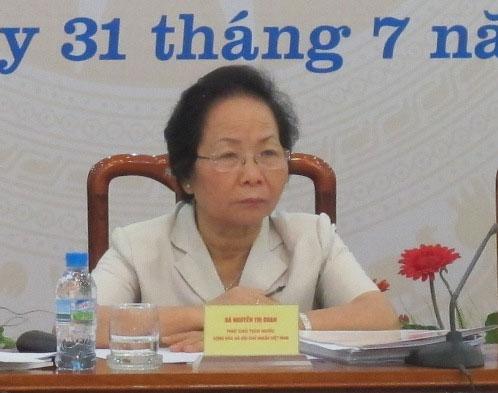 Phó CT nước đề nghị bỏ kỳ thi tốt nghiệp THPT - 1