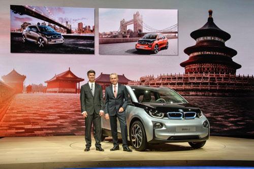 BMW i3 2014: Thay đổi cuộc chơi - 3