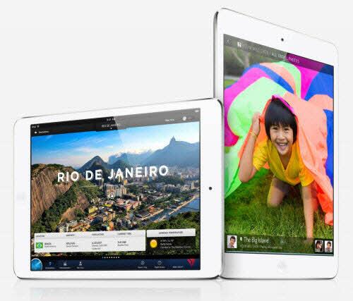 Sẽ có iPad mini Retina mạnh mẽ với chip A6 - 1