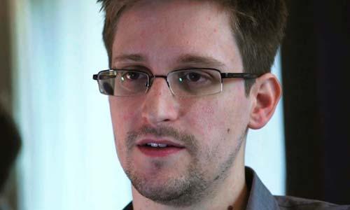 Snowden được Nga cho tị nạn tạm thời - 1