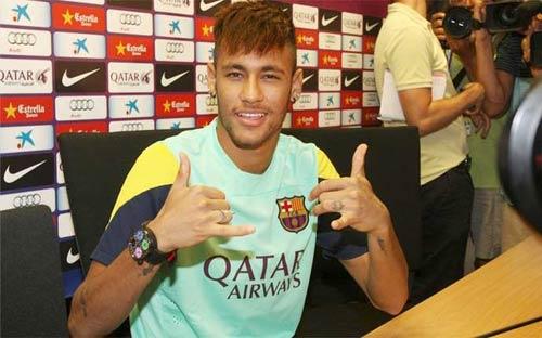 Neymar hết lời tán tụng Messi - 1