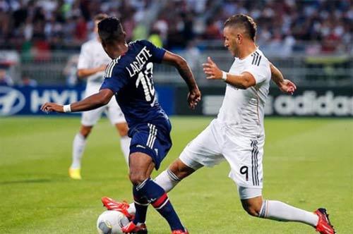LA Galaxy - Real: Benzema lập cú đúp - 1