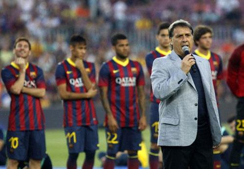 """Tân HLV Barca """"năn nỉ"""" Fabregas ở lại - 1"""