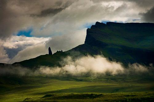 Đảo sương mù tuyệt đẹp ở Scotland - 1