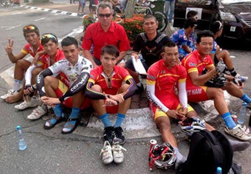 Tuyển thủ Việt Nam dính doping - 1