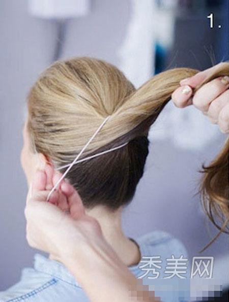 Biến tấu tóc buộc đuôi ngựa cho bạn gái - 1