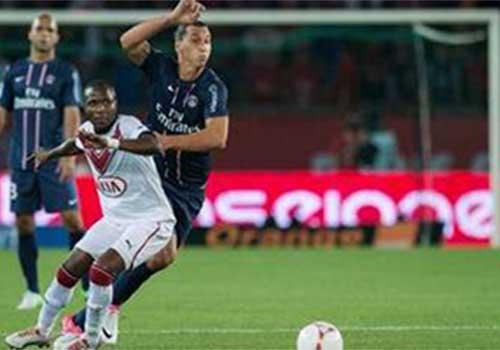PSG – Bordeaux: Danh hiệu đầu tiên - 1