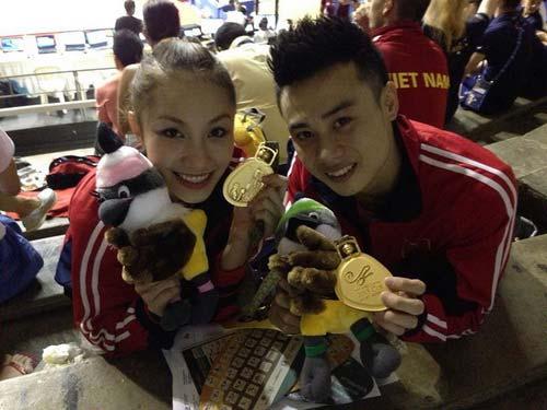 Bá Đông - Thu Hà đoạt HCV Aerobics tại World Games 2013 - 1
