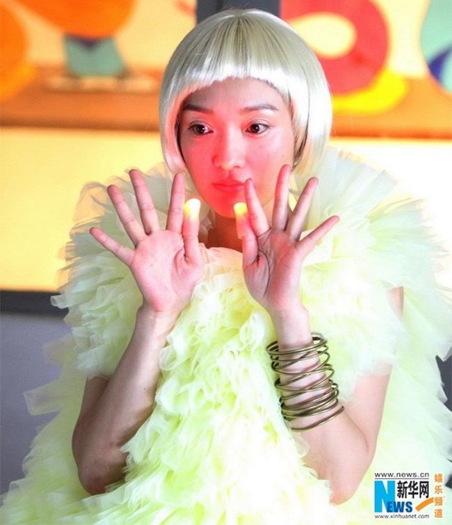 Hình ảnh Châu Tấn trong I know you