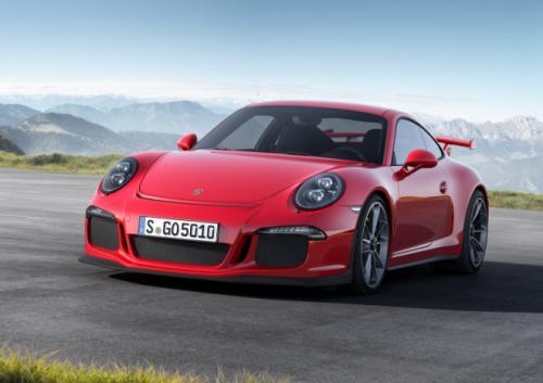 911 GT3 RS: Tâm điểm mới của Porsche - 1