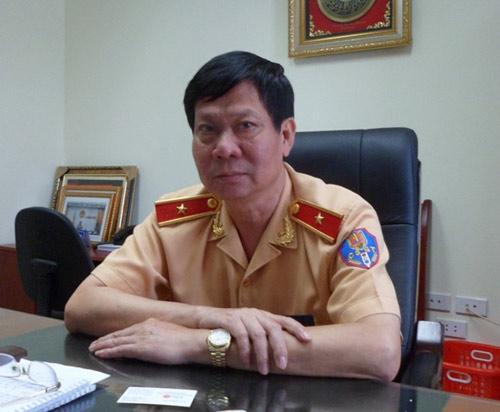 Tướng Tuyên: Sẽ bồi dưỡng võ thuật cho CSGT - 1